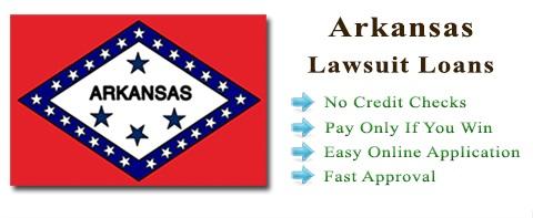 Arkansas lawsuit settlement fanding