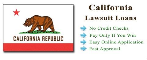 California Lawsuit Settlement Loans