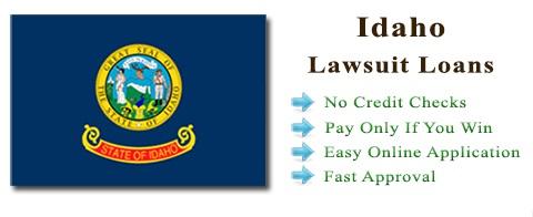 Idaho Lawsuit Settlement Loans
