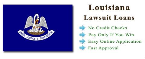 Louisiana Lawsuit Settlement Loans