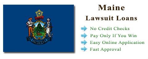 Maine Lawsuit Settlement Loans