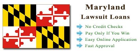 Maryland Lawsuit Settlement Loans