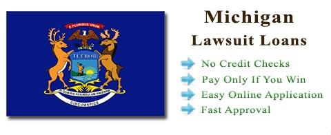Michigan Lawsuit Settlement Loans