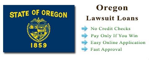 Oregon Lawsuit Settlement Loans