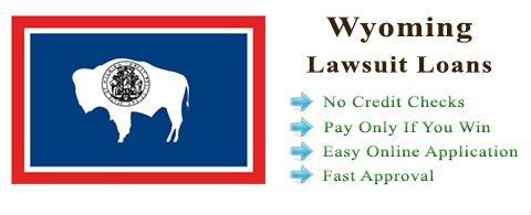 Wyoming Lawsuit Settlement Loans