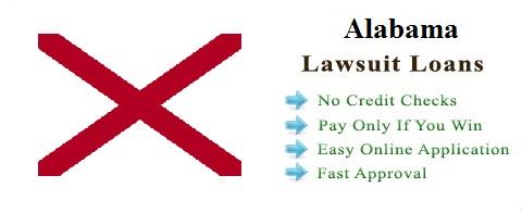 Alabama Lawsuit Settlement Loans
